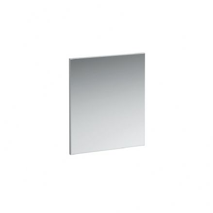 447402 - Laufen Frame 25 600mm x 700mm Mirror with Aluminium Frame - 4.4740.2